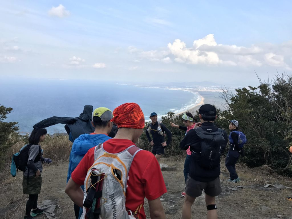 湯川山からの眺望